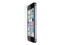 Belkin - Protection d'écran - pour Apple iPhone SE F8W719VF